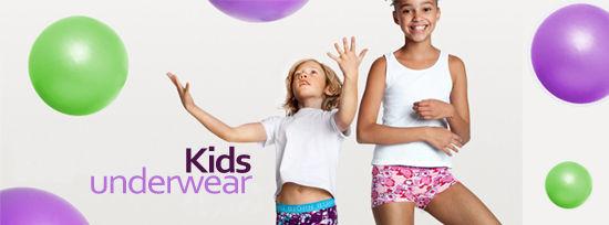 Kids' Underwear
